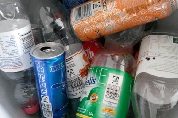 Berufsschule Fürstenfeldbruck - Pfandflaschen für den guten Zweck